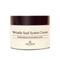 skin house wrinkle snail system cream