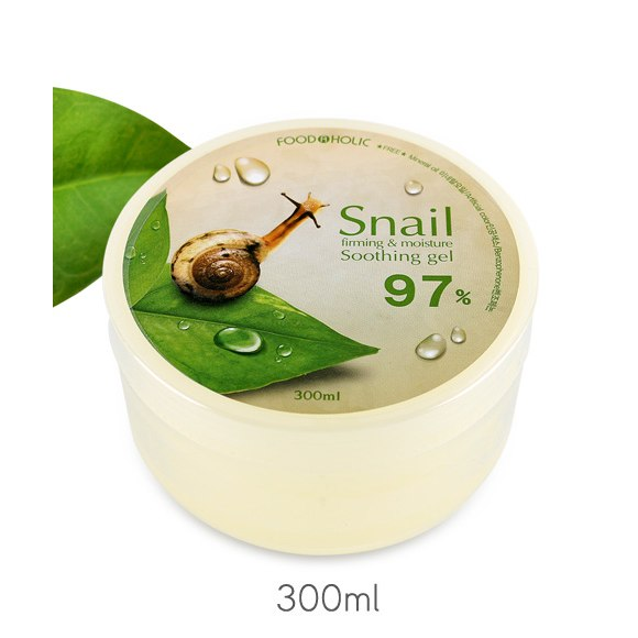 FOOD A HOLIC Snail Soothing Gel