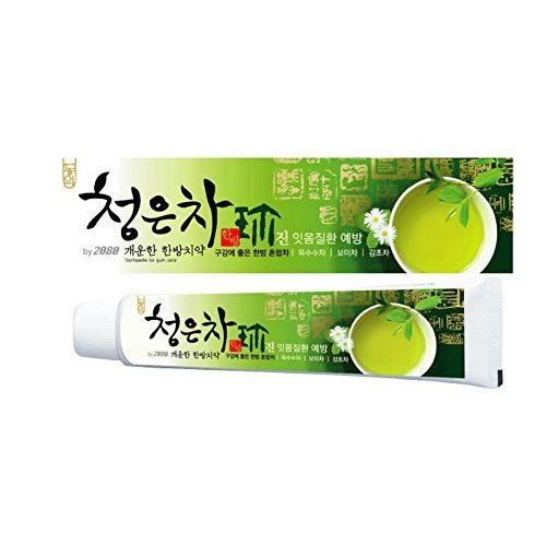 Зубная паста 2080 ChungunTea Herbal Tea Toothpaste
