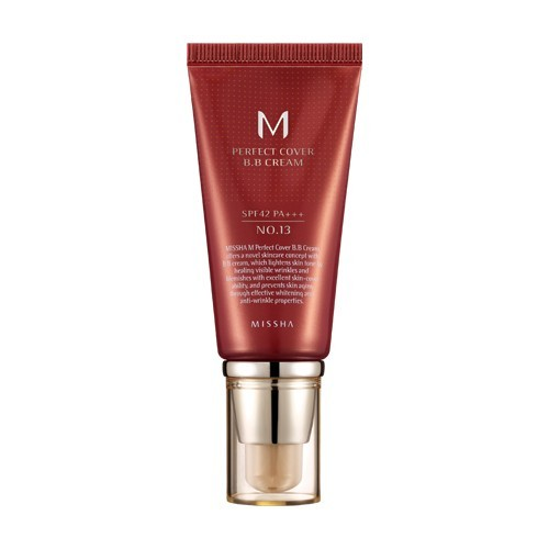 ВВ крем Missha M perfect cover BB cream SPF42/PA+++