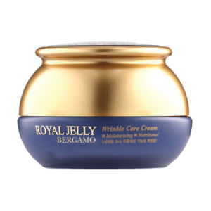 Омолаживающий крем BERGAMO Royal Jelly Wrinkle Care Cream