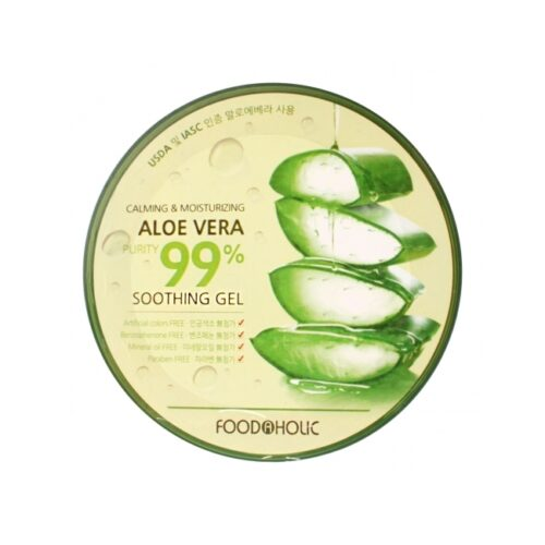 Гель Food a Holic Aloe Vera 99% soothing gel