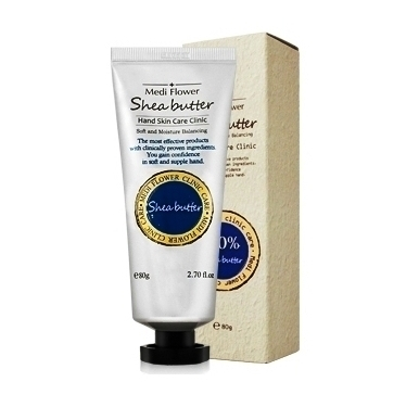 Medi Flower Shea Butter Hand Cream