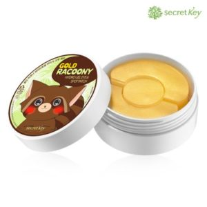 Secret Key Gold Racoony Hydro Gel Eye Patch