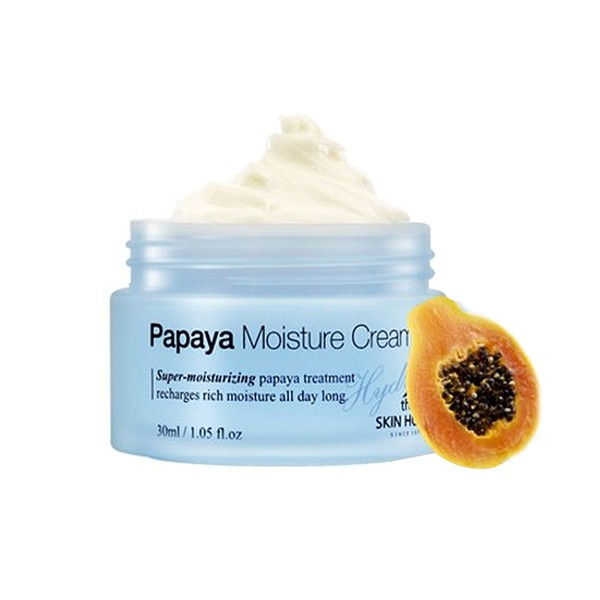 Крем для лица The Skin House papaya cream