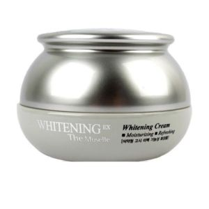 Осветляющий крем Bergamo Whitening EX Wrinkle Care Cream