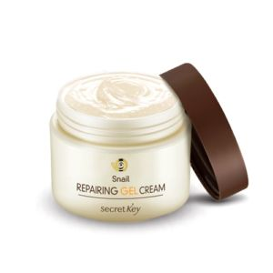 Крем гель для лиця Secret Key Snail Repairing GEL Cream