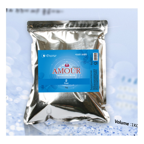 Amour Cool Modeling Mask Pack