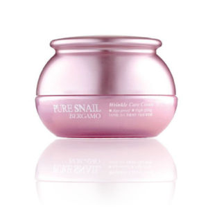 Bergamo Pure Snail Wrinkle Care Cream
