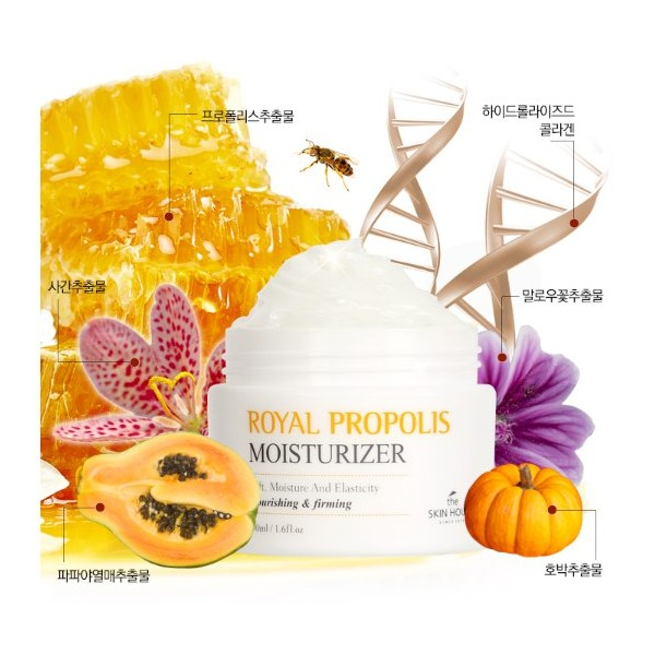 The Skin House Royal Propolis Moisturizer Cream