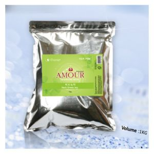 Amour Herb Green Tea Modeling Mask Pack