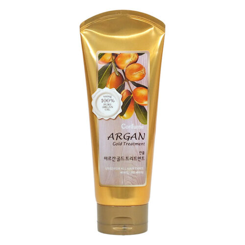 Welcos Confume Argan Hair Gold Treatment