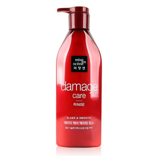 Mise en scene Damage Care Rinse