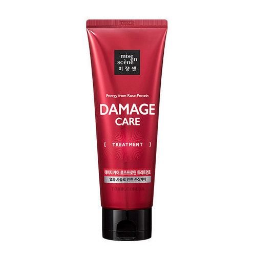 mise en scene Damage Care Treatment
