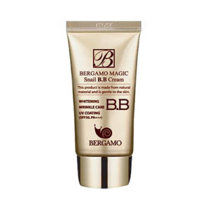 BERGAMO Magic Snail BB Cream