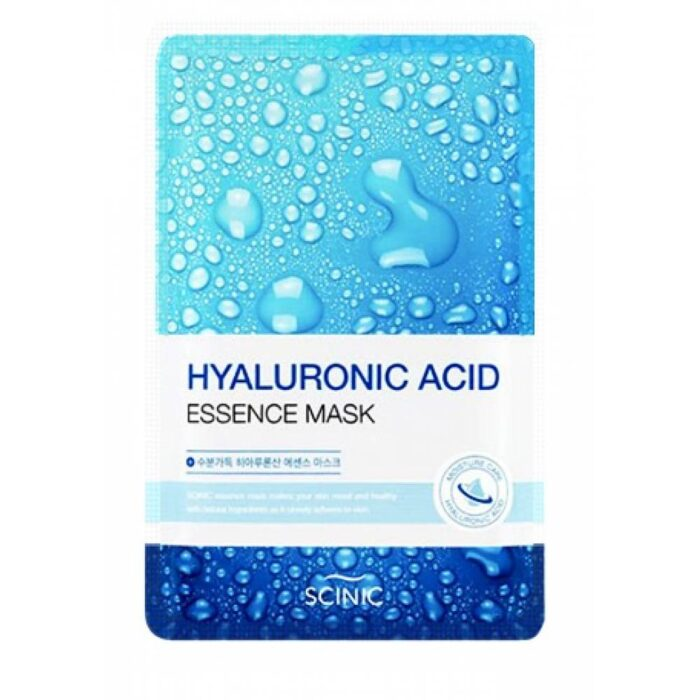 Scinic Hyaluronic Acid Essence Mask