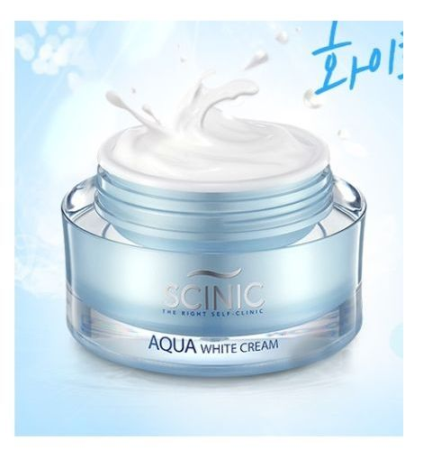 Scinic Aqua White Cream