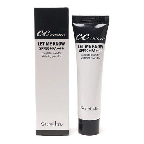 Secret Key Let Me Know CC Cream SPF50 PA