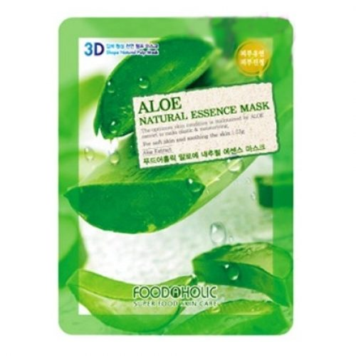 Food A Holic 3D Natural essence mask Aloe