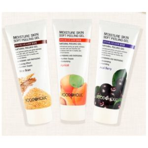FOOD A HOLIC Moisture Skin Soft Peeling Gel