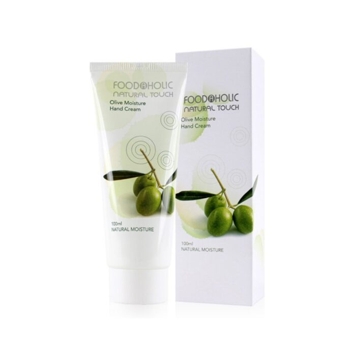 Food a Holic Olive Hand Cream