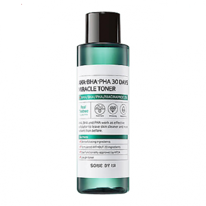 SOME BY MI AHA BHA PHA 30 Days Miracle Toner