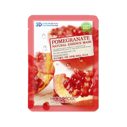 Food A Holic 3D Natural essence mask pomegranate