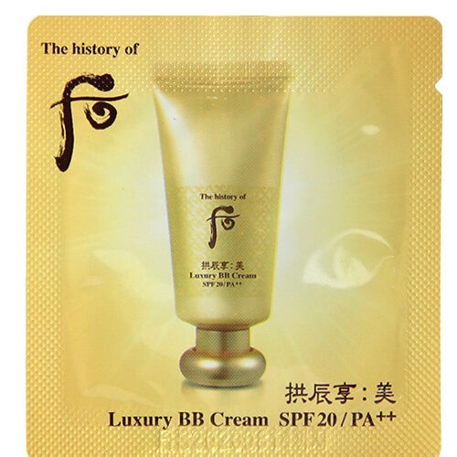 The History Of Whoo Luxury BB