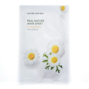Nature Republic Mask Sheet Chamomile