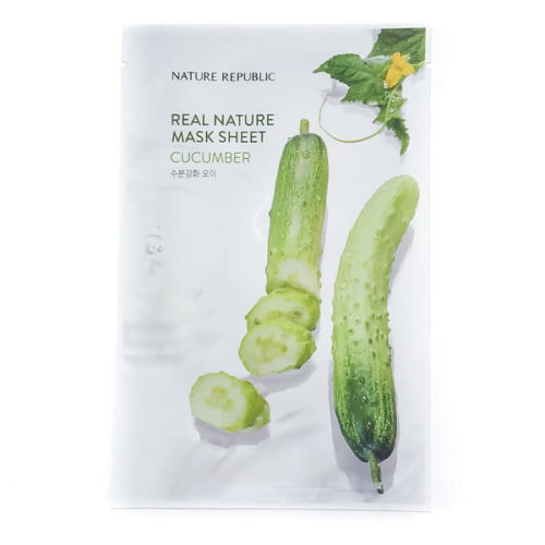 Nature Republic Mask Sheet Cucumber