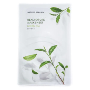 Nature Republic Mask Sheet Green Tea