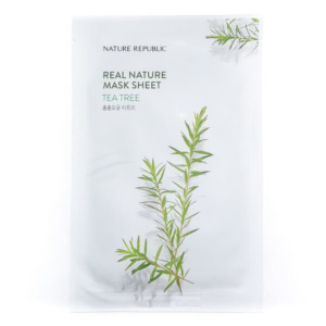 Nature Republic Mask Sheet Tea Tree