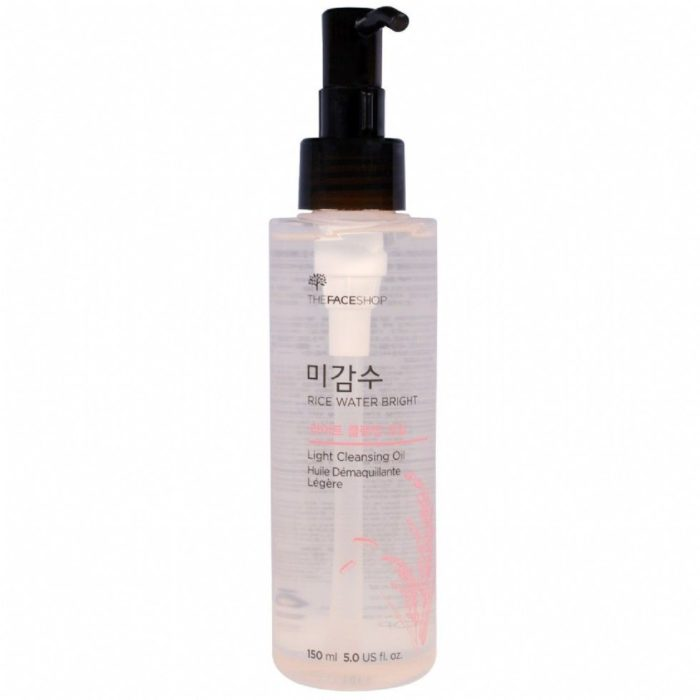 The Face Shop Rice Water Bright Cleansing Light Oil