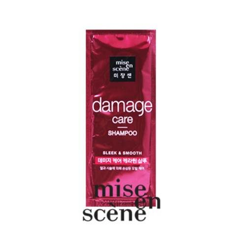 Mise en Scene Damage Care Shampoo sample