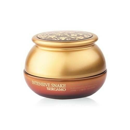 Bergamo Intensive Snake Syn-Ake Wrinkle Care Cream