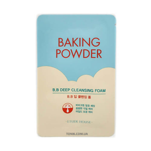 Etude House Baking Powder Deep Cleansing Foam