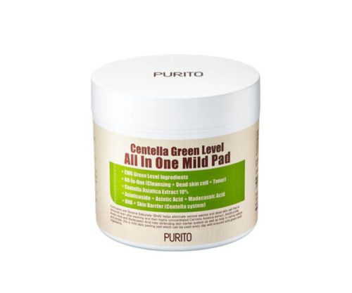 Centella Green Level All In One Mild Pad