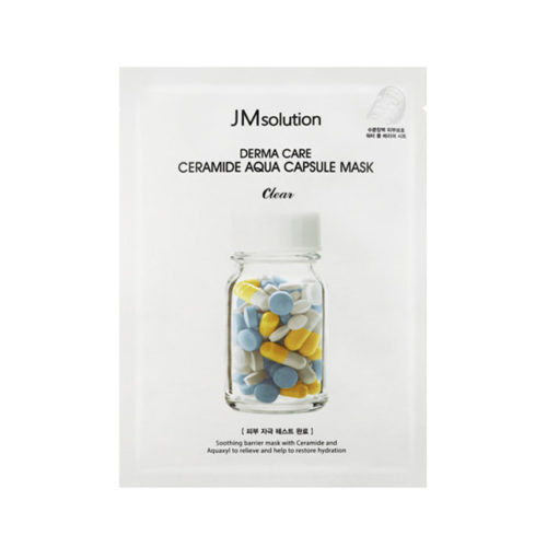 JM Solution Derma Care Ceramide Aqua Capsule Mask