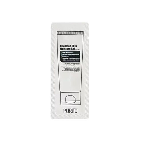 Purito Sample BHA Dead Skin Moisture Gel Sample