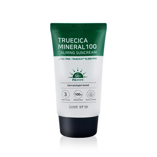 Some By Mi Truecica Mineral 100 Calming Sunсream SPF50+ PA++++