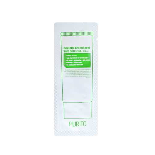 Purito Centella Green Level Safe Sun SPF50 Sample