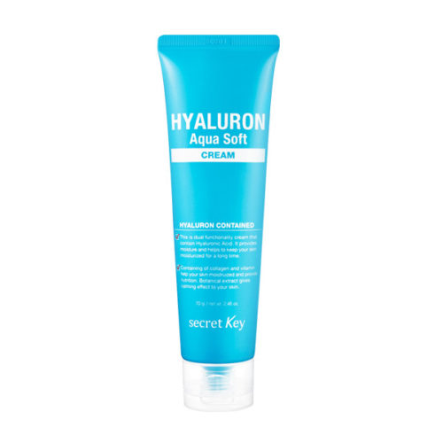 Secret Key Hyaluron Aqua Soft Cream
