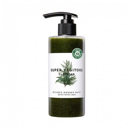 Wonder Bath Super Vegitoks Cleanser Green