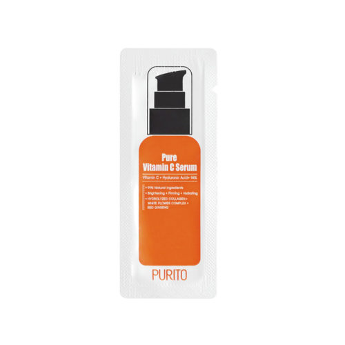 Purito Pure Vitamin C Serum Sample
