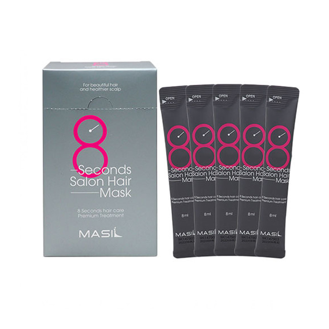 MASIL 8 Seconds Salon Hair Mask Travel Kit