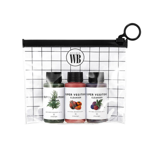 Wonder Bath Super Vegitoks Cleanser Kit