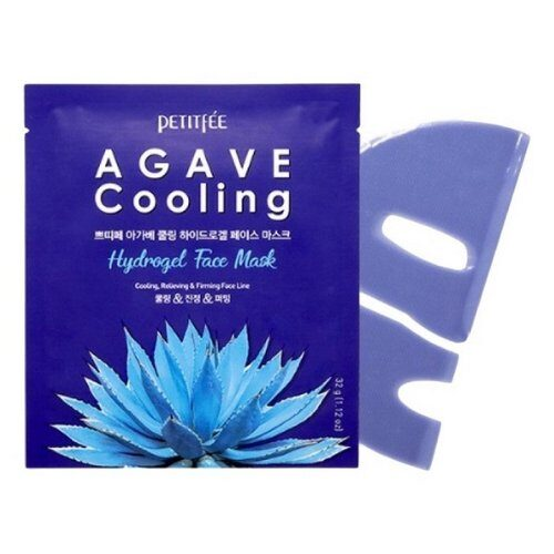 Petitfee Agave Cooling Hydrogel Face Mask