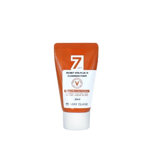 May Island 7 Days Secret Vita Plus-10 Cleansing Foam 30 ml