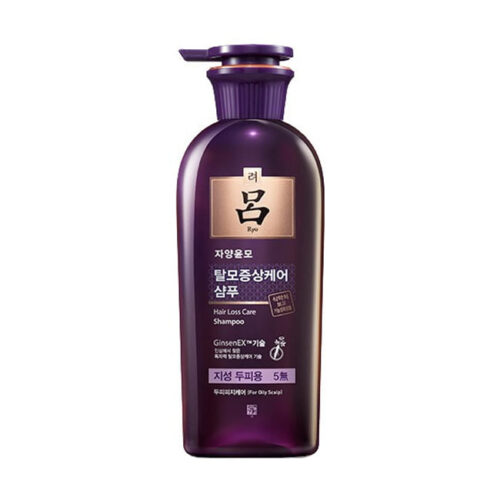 Ryo Jayang Anti Hair Loss Shampoo for Oil Scalp 400 ml