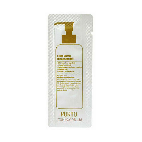Purito From Green Cleansing Oil Sample